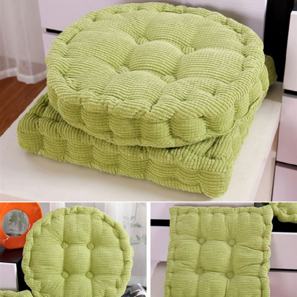 Thick-Corduroy-Elastic-Chair-Cushions-For-Kitchen-Chair-Solid-Color-Seat-Cushion-Square-Round-Floor-Cushion (1)