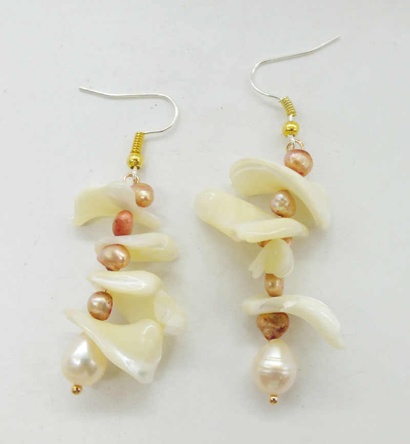 Alami Shell Anting-Anting