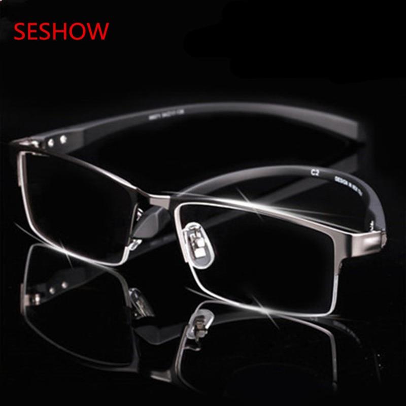 En abril de 2018, el nuevo marco de gafas de miopía para hombres de - Accesorios para la ropa