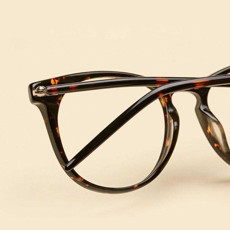 LIYUE Vintage opitcal Brille Männer Brillengestell Neue Marke Frauen - Bekleidungszubehör - Foto 5