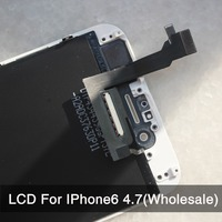 10PCS Lot For IPhone 6 LCD Display Touch Screen Digitizer Replacement 4 7 Inch AAA Quality