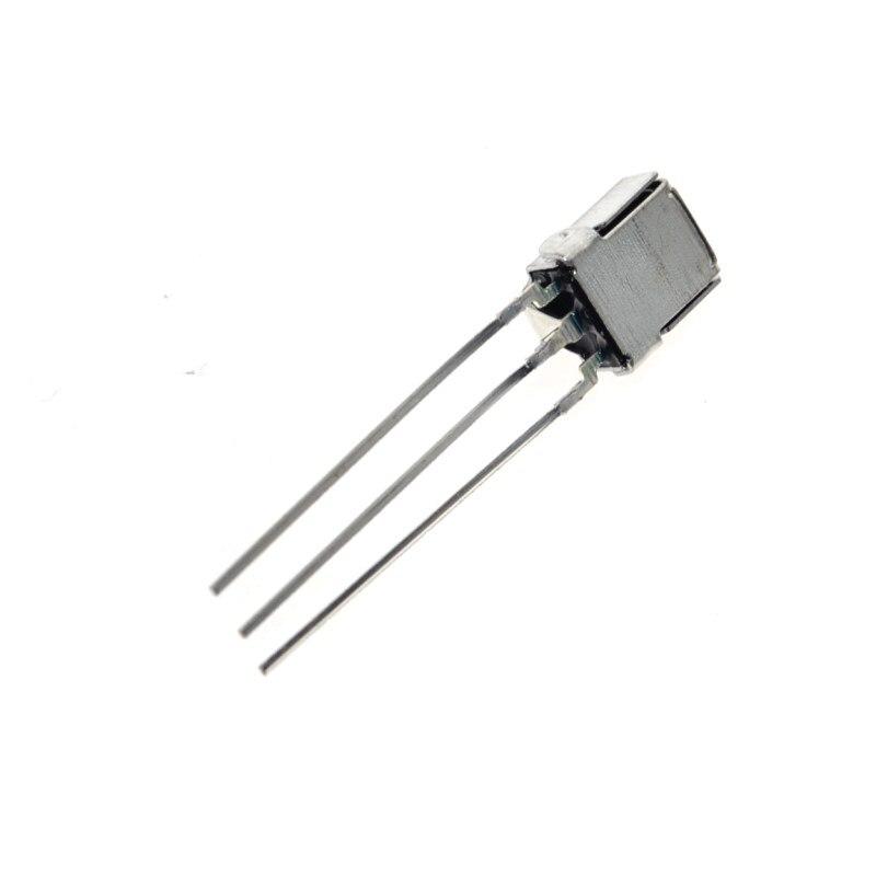 Livraison gratuite 10 pcs/LOT intégration énergétique tête de réception infrarouge universelle/capteur infrarouge HX1838/VS1838 VS1838B