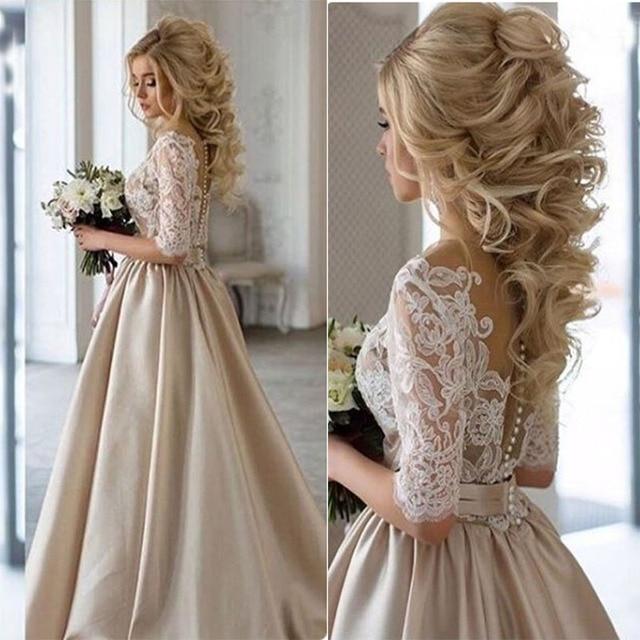 Vestidos para boda de tarde baratos