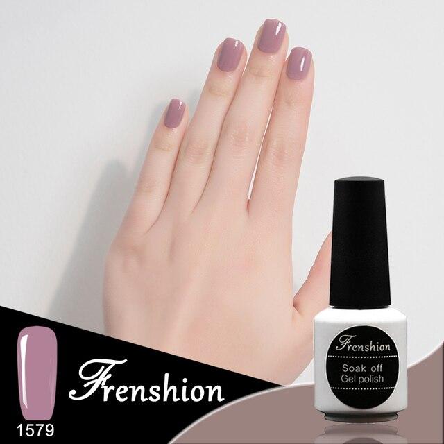 Taro Frenshion 7.3 ML Esmalte de Uñas UV Gel Arte Fácil de Secar ...