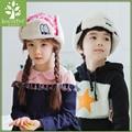 Южной Кореи КК дерево дети Лэй Фэн крышка зима детские шапки и шапки и шляпы, детская шапка 2-4-8 лет