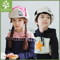 2017 Direct Selling Real South Korea Kk Tree Children Lei Feng Cap Winter Children's Hats And Caps Hats, 2-4-8 Years Of Age