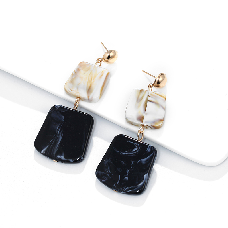 Jewelry Geometric Earrings Acrylic Earrings  1