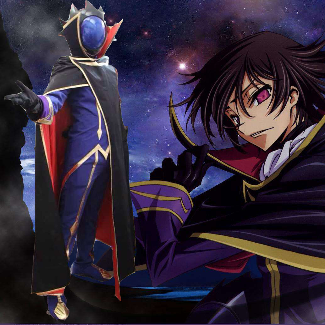 Code Geass R2 Schneizel El Britannia Party Anime Clothing Uniform Cosplay Costume Blue Full Set Back To Search Resultsnovelty & Special Use Costumes & Accessories