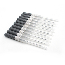 5PCS/Lot Gray Color 16G Disposable Sterilized I.V. Catheter Needles Tattoo U Pick Tattoo Piercing Needles