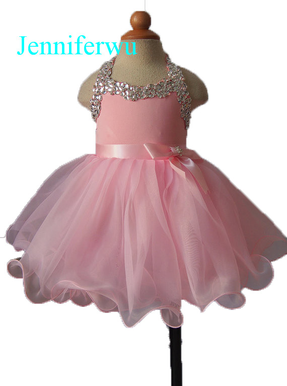15color available little girl party dresses girl clothes   clothes baby girl  infant pageant dress1T-6T G079-2 купить