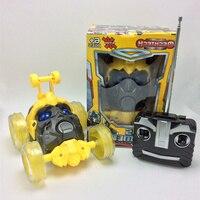 New RC Car Monster Truck Stunt Car Radio Electric Dancing Drift Model Rotating Wheel Vehicle Motor