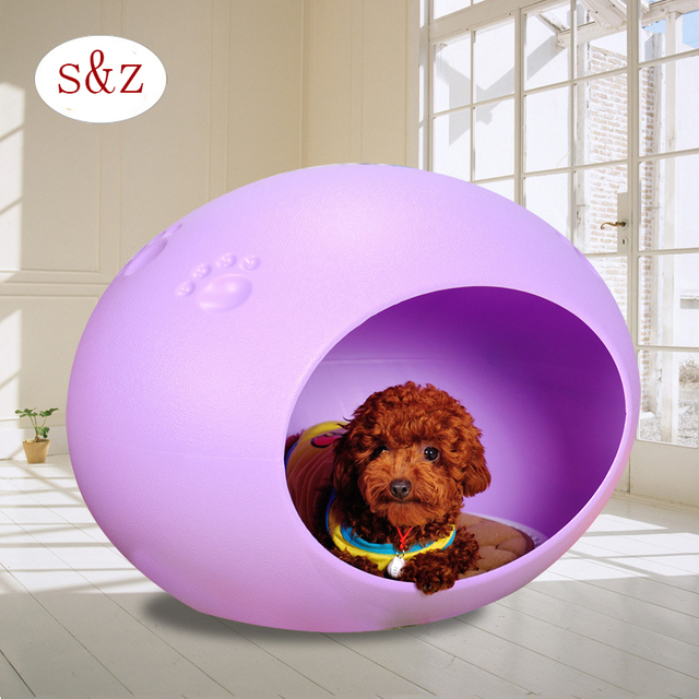 2016 New Egg Shaped Luxury Pet Bed For Small Medium Dogs