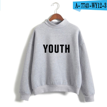 купить Shawn Mendes Hoodie Pullover O-Neck Oversized Jacket Long Sleeve Kpop Clothes Cotton Hoodies Women Shawn Mendes Clothing Unisex по цене 593.32 рублей