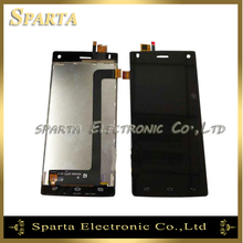 Mobile Phone LCDs Complete Display For FLY FS452 Nimbus 2 LCD Touch Screen Digitizer Assembly Screen Display Free Tracking