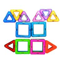 LeadingStar 36 Pieces Magnetic Building Blocks Set Educational Magnetic Construction Stacking Toys For Children