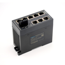 FOURSTAR Industrial grade wide temperature 8-port unmanaged industrial Ethernet switch For equipment