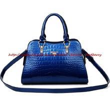2015 Hot Women Patent Leather Handbags High Quality Women Messenger Bags Fashion Shoulder Bag Bolsas Tote Hot Crossbody Bags