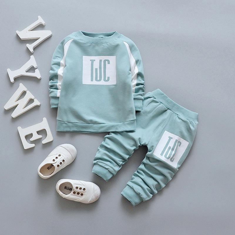 Baby Girl Clothes Spring Korean Leisure Letter long sleeve Top + Shorts 2PCS Kids Bebes Jogging Suit Tracksuits Baby Boy ClothesBaby Girl Clothes Spring Korean Leisure Letter long sleeve Top + Shorts 2PCS Kids Bebes Jogging Suit Tracksuits Baby Boy Clothes