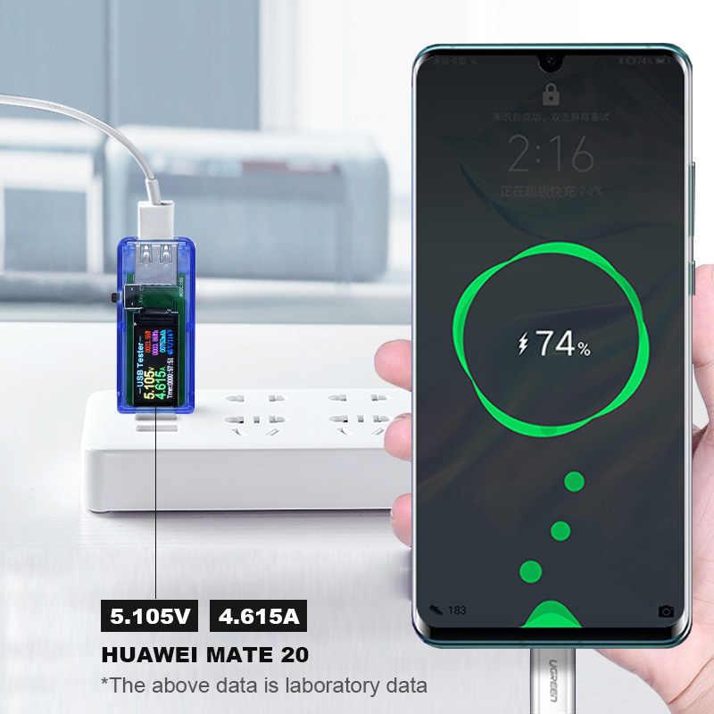U96 13 in 1 USB tester di CC Digital voltmetro amperimetro tensione volt di corrente meter amperometro rilevatore di caricatore della banca di potere indicatore
