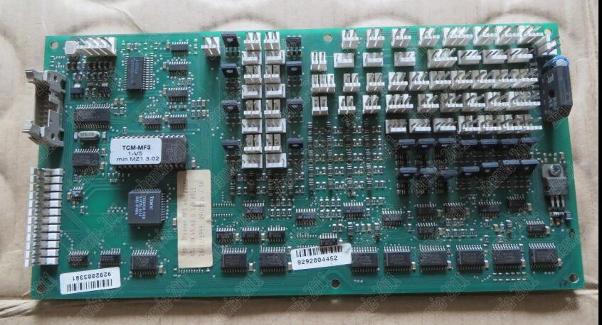 Well Tested Working For Thyssen MF3 Elevator PCB Board Elevator Accessories