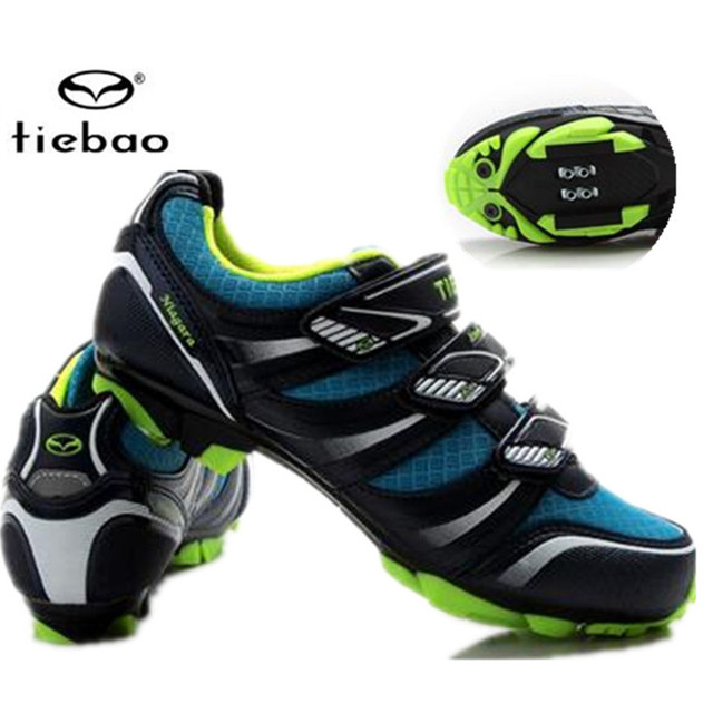 Tiebao MTB Cycling Shoes 2018 For Men Women Outdoor Sports Shoes Breathable Mesh Mountain Bike Shoes zapatillas deportivas mujer