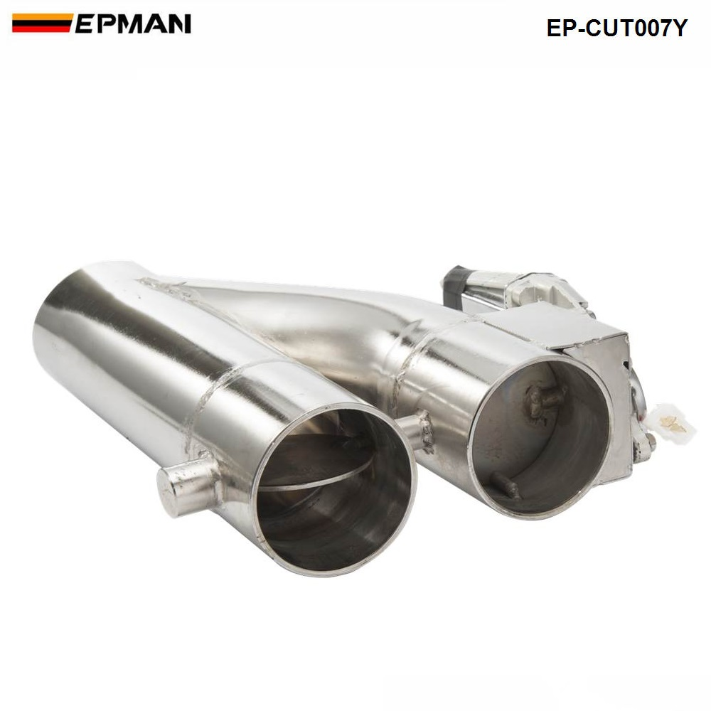 Patented product 25 3 electric exhaust downpipe cutout e cut epman wireless remote control and toggle switch for exhaust muffler electric valve cutout system dump for seat ep cutxs 2y us 1201 set solutioingenieria Image collections
