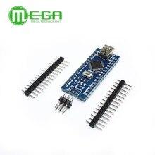 Contrôleur 10 pièces Nano 3.0 CH340G compatible sans câble
