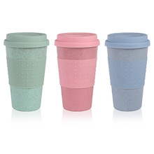 Creative portable straw mug kids tea milk coffee water bottle Comfortable and lightweight cups high quality Gift Cups Drinkware