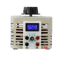 Display Digital regulador de Tensão para uso doméstico monofásica 2KVA transformador de tensão 0-250 v conversor de voltagem conversor de energia 220 V