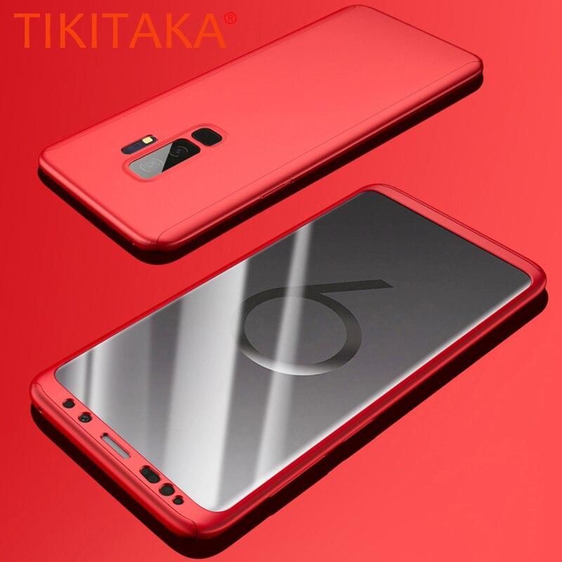 Luxury 360 Degree Full Cover Phone Cases For Samsung