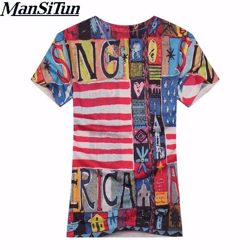 Hombre si Tun 2018 nuevo hip hop camiseta hombres verano moda hombres slim  fit V cuello de algodón transpirable camiseta camisa casual hombres  camisetas 35d21a7718c