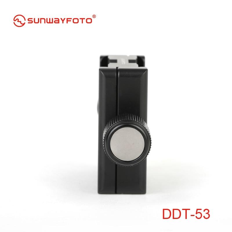 SUNWAYFOTO DDT-53 Штатив для швидкого - Камера та фото - фото 4