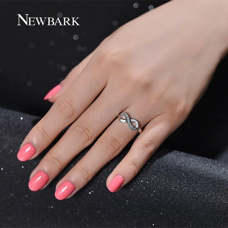 Aliexpress Buy Newbark Forever Infinity Ring Endless Love