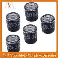 5PCS Oil Filter Cleaner For YAMAHA XVS950 XVS 950 FZ1 YZF R1 YZFR1 YZF R1 XT1200 XT 1200 FJR1300 FJR 1300 XVS1300 XVS 1300