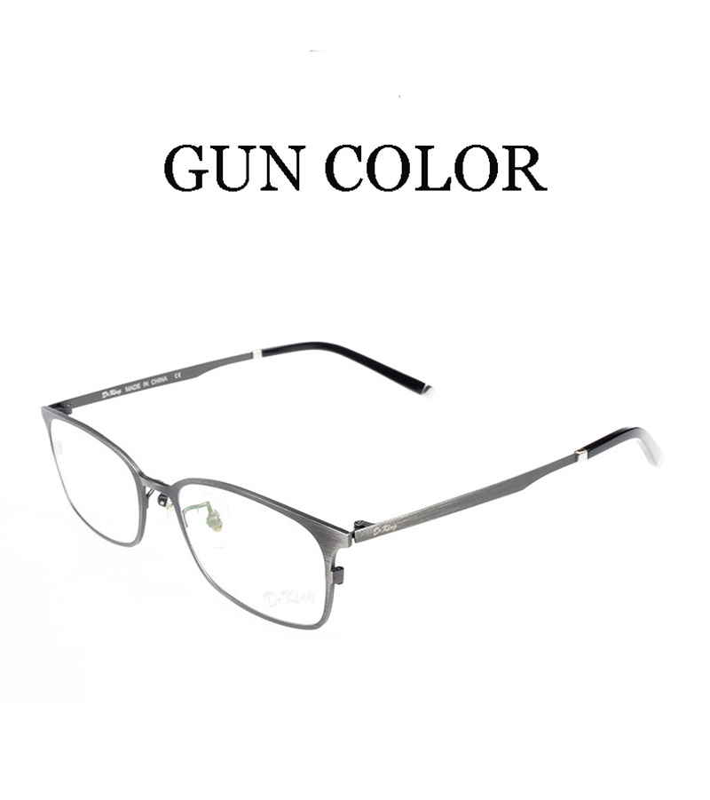 Hombre de lectura óptica marcos de anteojos hombres miopía gafas de ...