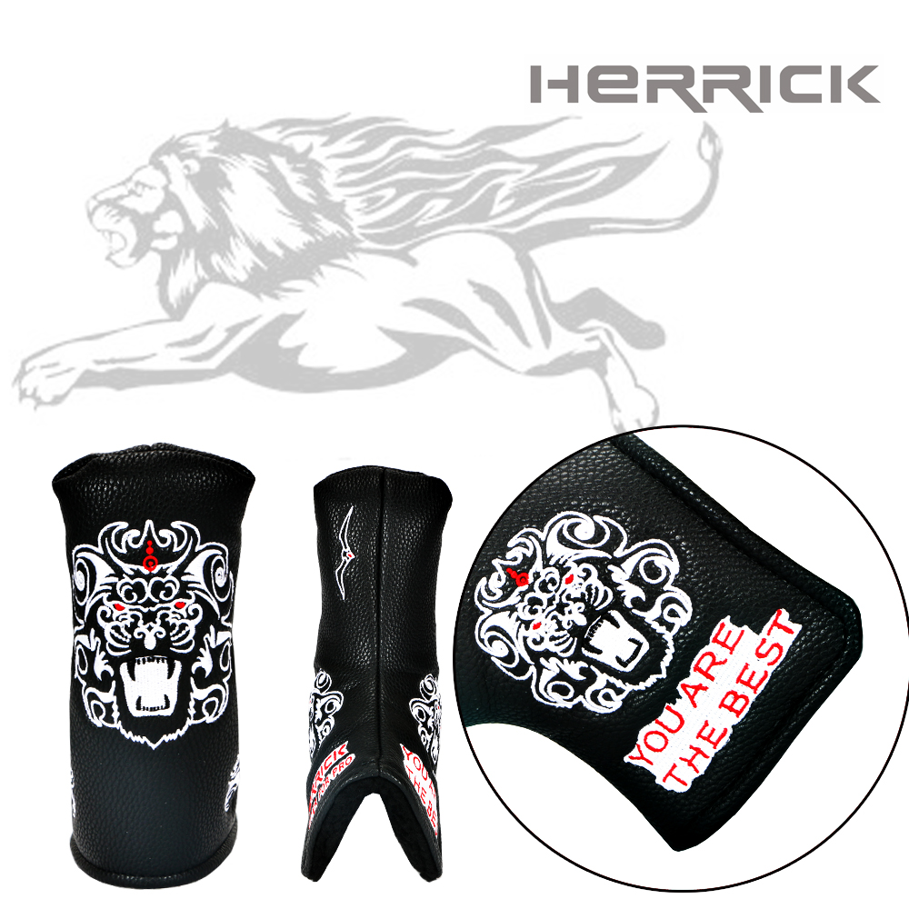 Image 5 - Golf putter headcover golf Head the design of the lion's head Cover with Blade Style 2018 NEW Free Shipping-in Golf Clubs from Sports & Entertainment