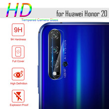 Tempered Camera Glass for Huawei Honor 20 Pro 10i 20i Glass Protective Lens Film Back Camera Protector on Honor 20 Pro YAL-AL10(China)