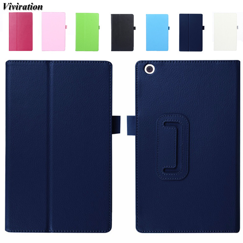 Viviration New Arrival Tablet Case 8 Stand Cover For Lenovo TB3 850F TB3 850M For Lenovo Tab 2 A8-50 A8-50F A8-50LC Smart Cover ultra slim case for lenovo tab 2 a8 50 case flip pu leather stand tablet smart cover for lenovo tab 2 a8 50f 8 0inch stylus pen