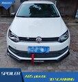 Для Volkswagen POLO Body kit спойлер 2016-2018 для POLO EC ABS задний спойлер передний бампер диффузор защитные бамперы