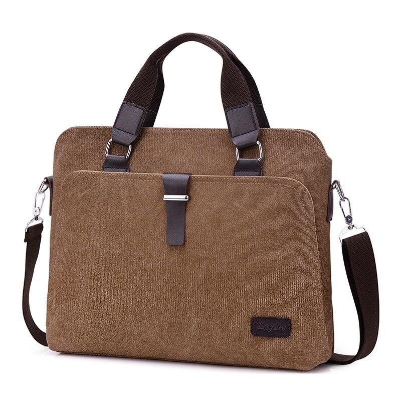 novas pastas masculinas grandes homens Estilo : Messenger Bag, briefcases