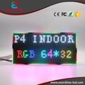 Melhor qualidade fixo módulo de led full color p4 interior smd2121