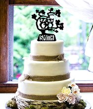 Buy Owl Cake Topper And Get Free Shipping On AliExpresscom - Owl Wedding Cake