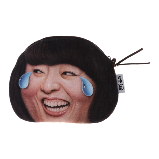 Smiling Kim Jong Un Wallet Bag