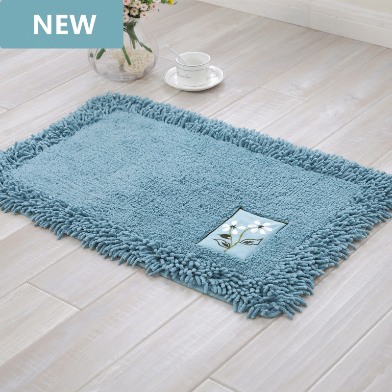 Detail Feedback Questions About Durable Bathroom Rug Set Luxury Size Bath Tub Mat Non Slip Door Carpet Mats Rugs Floor 60x90cm