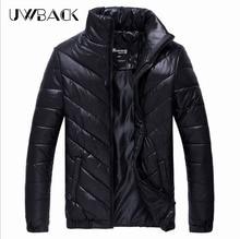 2017 neue Marke herren Winter Mantel Padded Jacke Herbst Winter Outwear männer Casual Mantel Plus Größe 5XL, A040
