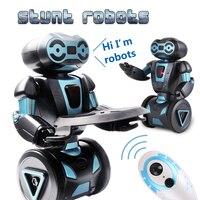 Intelligent Humanoid Robotic Remote Control Robot Smart Self Balancing Robot 5 Operating Modes robot dog pets electronic toys