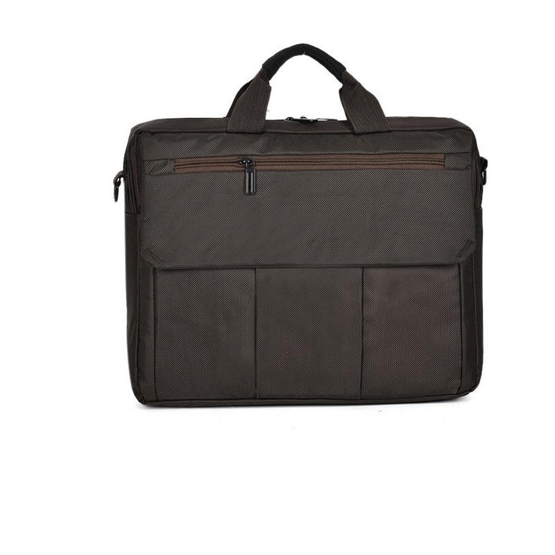 Mens Briefcase Office-Bag Computer Business-Handbag Laptop Messenger 16inch Travel Waterproof