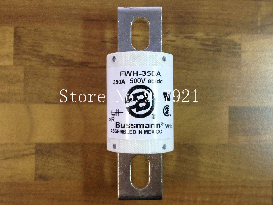 [ZOB] les états-unis Bussmann FWH-350A BUSS 500VAC/DC fusible fusible original-2 pcs/lot