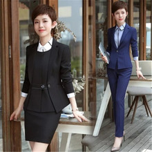 New Solid Color Black Simple Women Blazers Suit Slim Jacket Work Wear Office OL