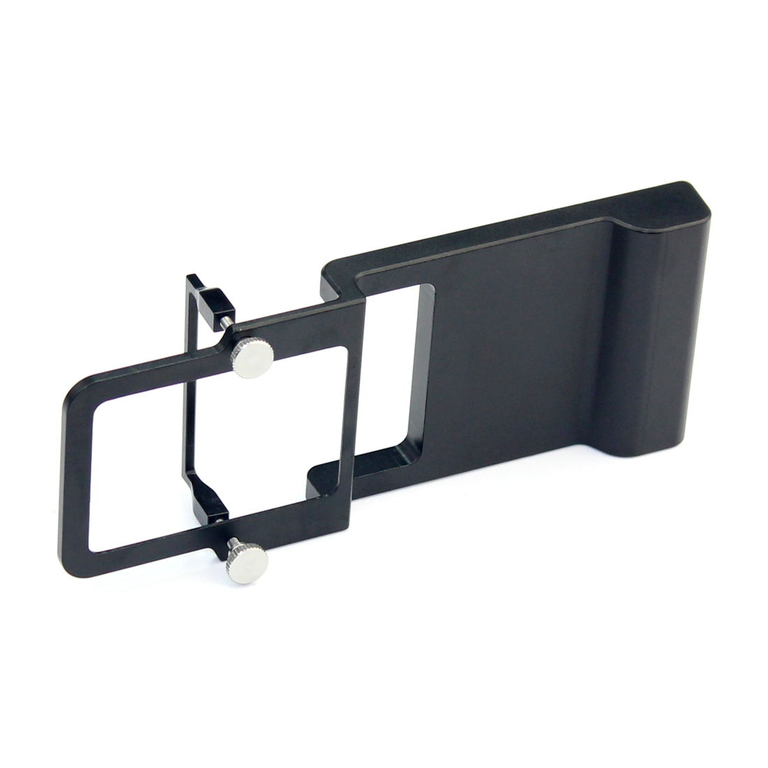 JMT Metal Switch Mount Plate Adapter for Gopro 5 4 3 3+ Xiaoyi for DJI Osmo Mobile Zhiyun Smooth Q 3 Camera Stabilizer Parts